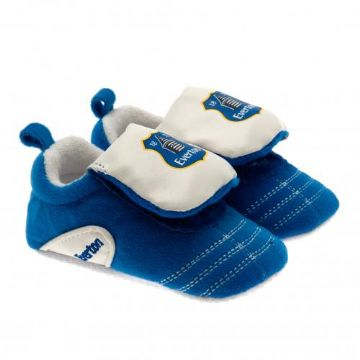 Everton Baby Crib Shoes 0-3 Months